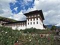 Tashichho Dzong Fortress in Thimphu during LGFC - Bhutan 2019 (116).jpg
