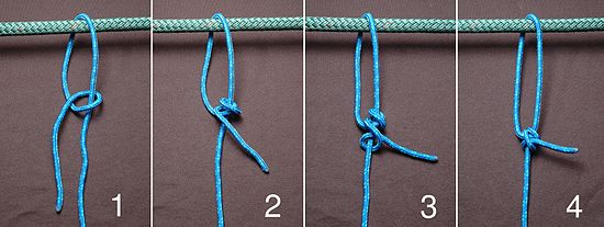 Taut-line hitch - Wikipedia