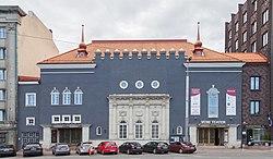 Teatro Estatal Ruso, Tallinn, Estonia, 2012-08-05, DD 01.JPG