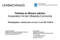 Teilhabe an Wissen stärken. Kooperation mit der Wikipedia Community (Lenbachhaus & Bayerische Staatsgemäldesammlungen.pdf