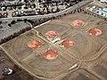 Telford Baseball Diamonds (4705723302).jpg