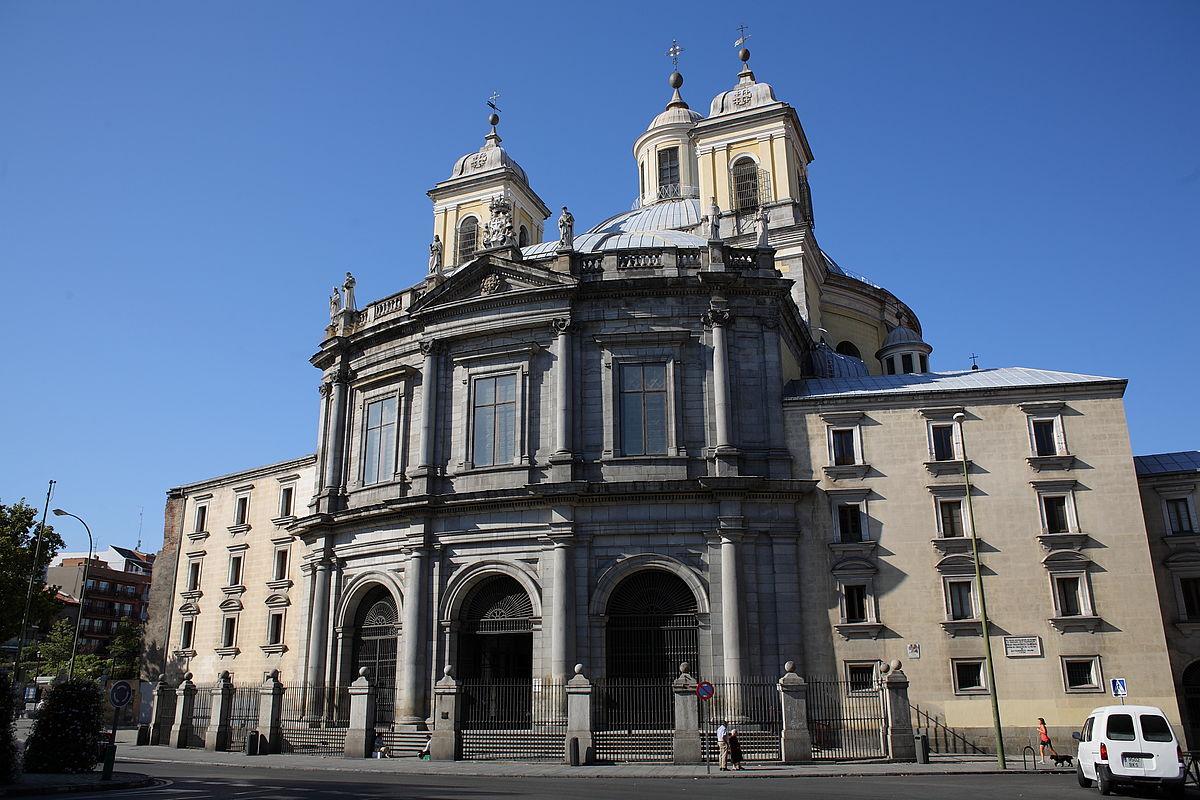 Spazio Italiano San Francisco basilica reale di san francesco il grande - wikipedia