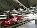 Thalys TGV PBA 4533 High Speed Train at Amsterdam Centraal (Ank Kumar) 01.jpg