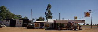 Thargomindah - Outback roadhouse of Thargomindah