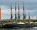 The 'Earl of Pembroke' and the 'Kaskelot' in Belfast - geograph.org.uk - 863829.jpg