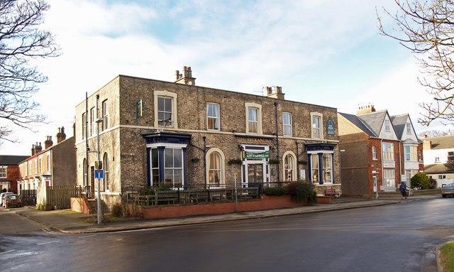 The Alexandra, Railway Street, Hornsea - geograph.org.uk - 322172