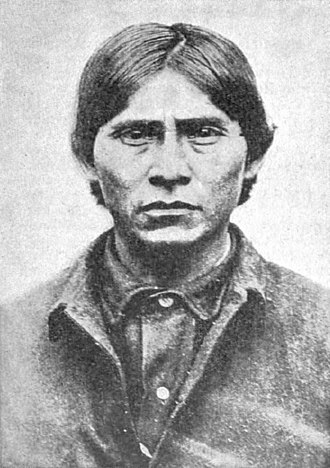 San Mateo Mountains (Socorro County, New Mexico) - Image: The Apache Kid