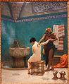 The Bath by Jean-Leon Gerome, France, c. 1880-1885, oil on canvas - California Palace of the Legion of Honor - DSC07772.JPG