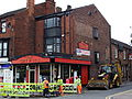 The City Vaults pub, High Street, Lincoln, England - DSCF1349.JPG