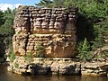 The Dells of the Wisconsin River in June 2015 01.JPG
