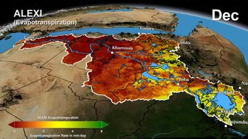File:The Distributed Water Balance of the Nile Basin.ogv