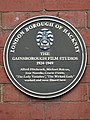 The Gainsborough Film Studios 1924-1949 Alfred Hitchcock, Michael Balcon, Ivor Novello, Gracie Fields, 'The Lady Vanishes', 'The Wicked Lady' worked and were filmed here.jpg