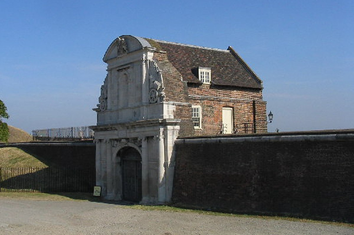 Tilbury Fort - Wikipedia