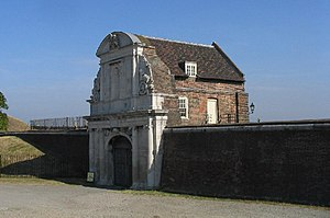 Tilbury Fort - The Water Gate of Tilbury fort