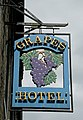 The Grapes Hotel sign - geograph.org.uk - 818199.jpg