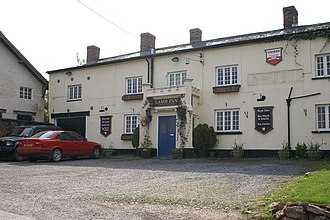 Spaxton - Image: The Lamb Inn Spaxton geograph.org.uk 160227