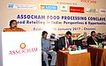 "The Minister of State for Food Processing Industries, Ms. Sadhvi Niranjan Jyoti addressing at a conclave on ""Food Retailing in India Perspectives and Opportunities"", organised by ASOCHAM, in Chennai on January 20, 2017.jpg"