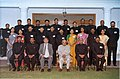 The Prime Minister Shri Atal Bihari Vajpayee with the Indian Administrative Services (IAS) probationers-2003 batch, in New Delhi on March 11, 2004.jpg