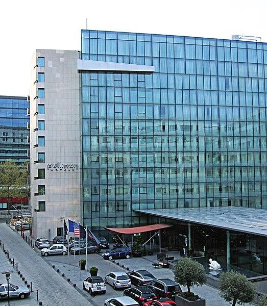 Hotel Paris Bercy Directement  Ef Bf Bd Cot Ef Bf Bd Palais Omnisport