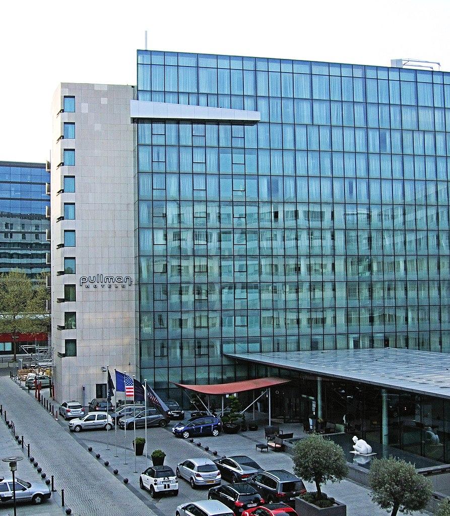 Bercy Pullman Hotel Paris
