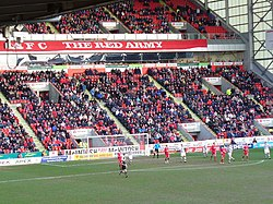 The Red Army, Pittodrie Stadium - geograph.org.uk - 740346.jpg