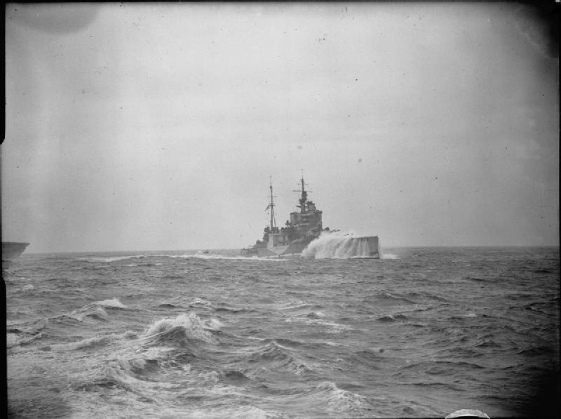 The Royal Navy during the Second World War A19043