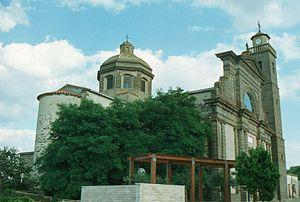 Abbasanta - Santa Caterina Church in Abbasanta