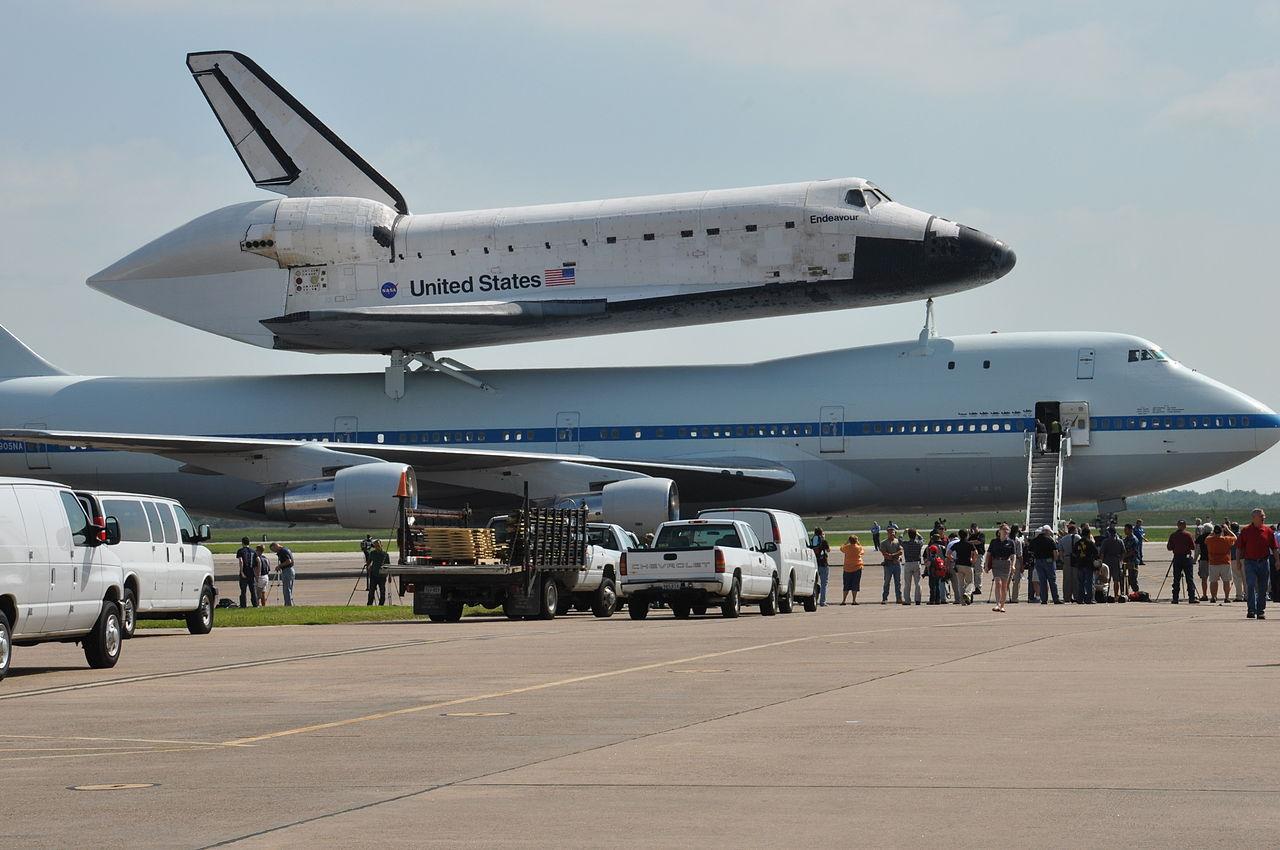 space shuttle endeavour size - photo #5