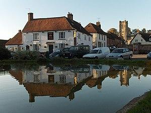 Aldbourne - The Crown pub