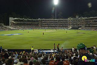 2003 Cricket World Cup Final Cricket match held in Johannesburg