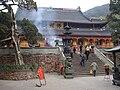 The buddha hall of Tiantong Temple.JPG