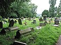 The churchyard, St. Mary's Ross-on-Wye - geograph.org.uk - 478667.jpg