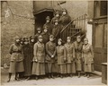 The first contingent of the Women's Overseas Hospitals, supported by the National American . . . - NARA - 533774.tif