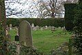 The graveyard, Chiddingstone - geograph.org.uk - 1262481.jpg