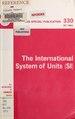 The international system of units (SI) (IA internationalsys3302page).pdf