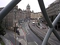 The top of Leith Street - geograph.org.uk - 547683.jpg