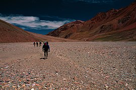 The trek in to aconcagua.jpg