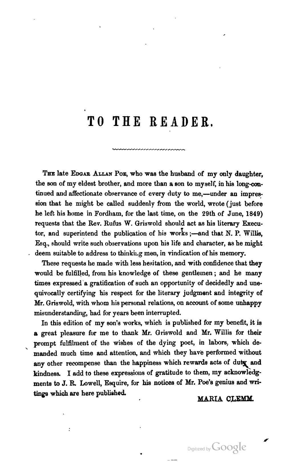 An Analysis of Edgar Allen Poe's 'The Cask of Amontillado'