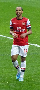 Theo Walcott vs Norwich - 13 April 2013