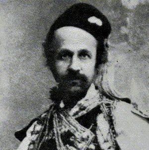 Theophilos Hatzimihail - Theophilos Hatzimihail, circa 1900.