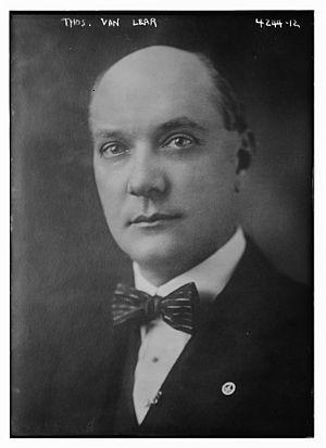 Thomas Van Lear - Thomas Van Lear in 1917
