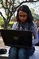 Tilottama Titlee at Wikipedia 15 good article edit-a-thon and adda, Chittagong 1 (03).jpg