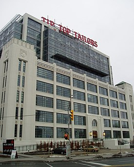 Tip Top Tailors Building Wikipedia