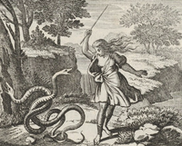 Tiresias striking the snakes.png