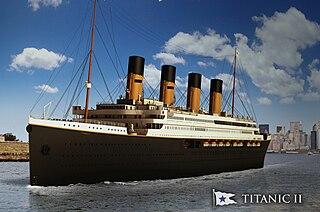 <i>Titanic II</i> proposed Ship of the world