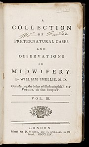 Titlepage, 'A treatise on the theory & practice of midwifery' Wellcome L0050170.jpg