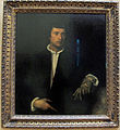 Tiziano, uomo del guanto, 1520 ca..JPG
