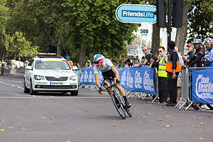 2014 Tour of Britain - Mark McNally, King of the Mountains