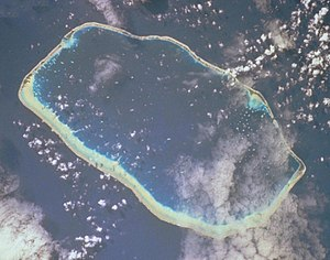 Toau - NASA picture of Toau Atoll