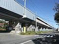 Tokaido Shinkansen viaduct Nesakama Bℓ(former model line).jpg